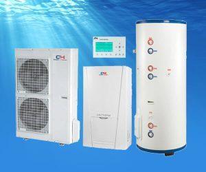Экономия с кондиционером - Тепловой насос воздух-вода Cooper&Hunter