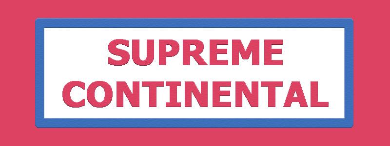 Серия Supreme Continental