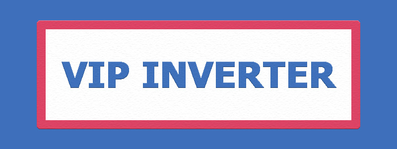 Серия Vip Inverter